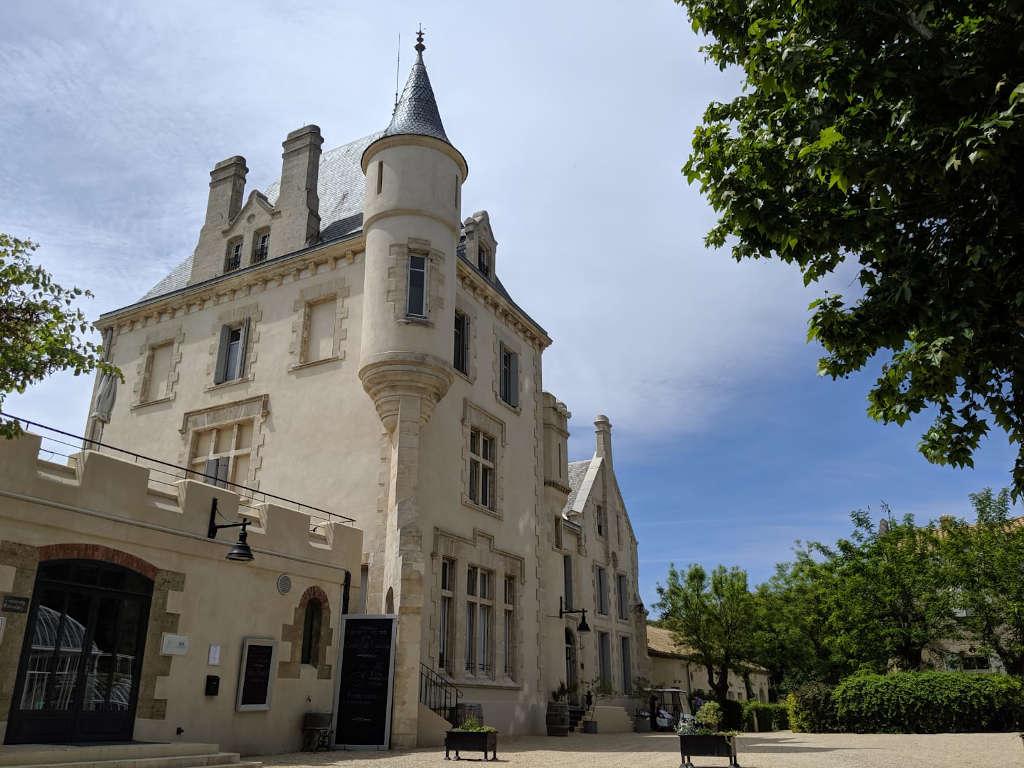 Château Les Carrasses - Folie Béziers - Ouxita
